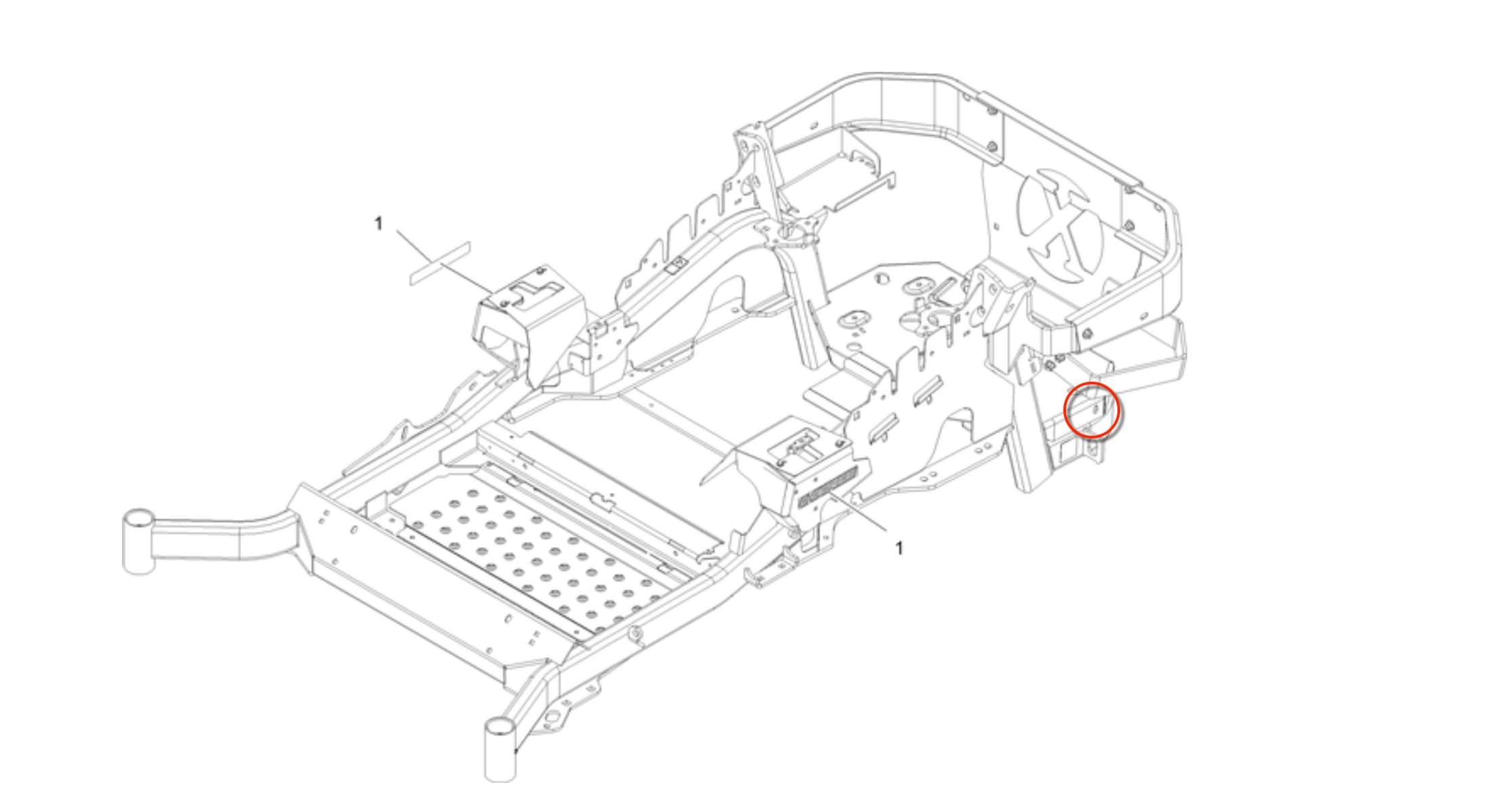 CheckMate™ for Exmark® Lazer Z S Series